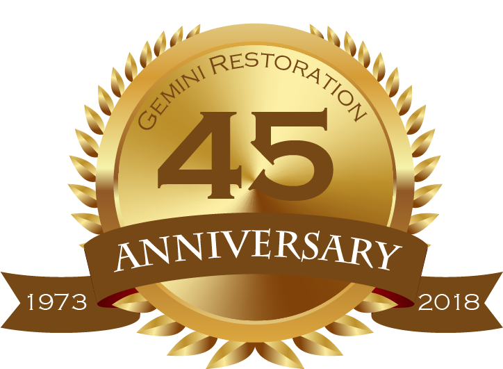 Gemini Restoration - 45th Anniversary